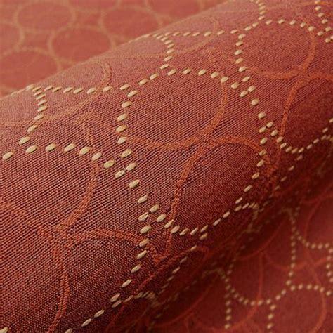 upholstery fabric foam upholstery fabric geometric foam back plait sangria toto
