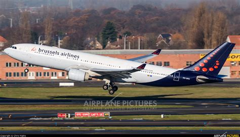 Brussels Airlines Airbus A330 200 by Oo Sfu Brussels Airlines Airbus A330 200 At Brussels