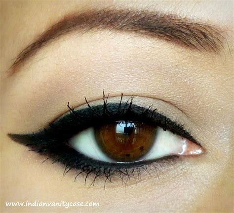 eyeliner tutorial top and bottom 7 different eyeliner styles best suited for indian eyes
