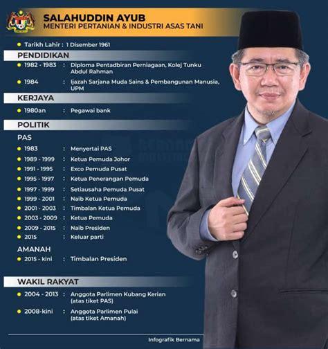 senarai menteri kabinet malaysia  mukabuku viral