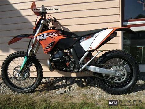 2001 Ktm 300exc 2010 Ktm 300 Exc Image 6