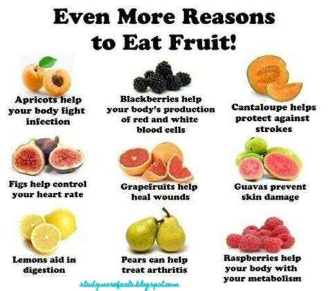 fruit facts study more facts fruits facts