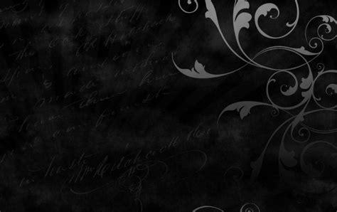 wallpaper hitam klasik abstract monochrome white black baroque digital art