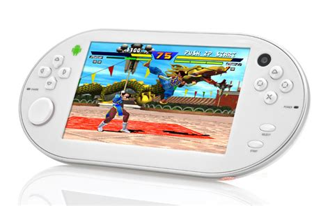 console emulator emulation 5 inch android tablet gaming console