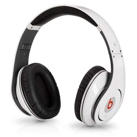 Headphone Beats Dr Dre Studio White Kw beats by dr dre studio white headphones review prlog