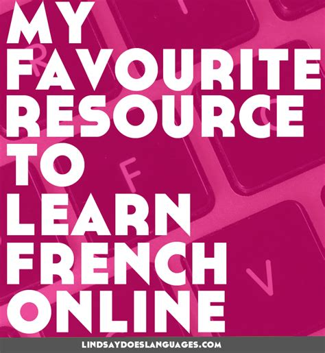 my favourite resource to learn lindsay