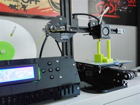 Diy 3d Tronxy Y Axis Heat Bed Support Acrylic 7mm tronxy x1 3d printer review the facts here all3dp