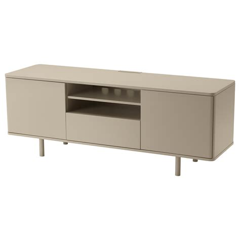 tv media bench mostorp tv bench beige 159x46 cm ikea