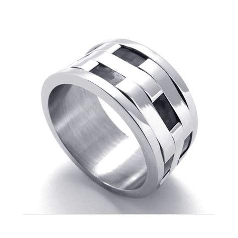 puzzle titanium ring 20392 titanium jewelry shop