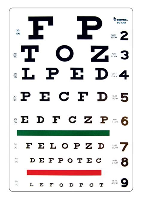 large printable eye chart snellen eye charts