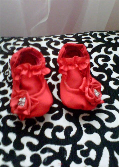 baby ruby slippers the 23 most adorable baby booties and sandals you can make