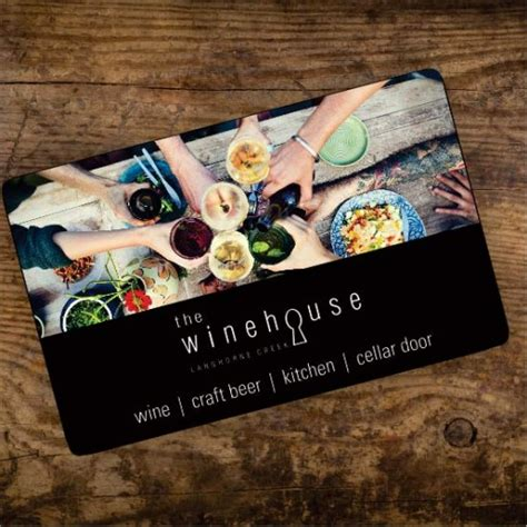 100 gift card the winehouse - Gift Card Shopping Cart