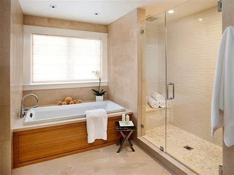 neutral bathroom tiles bathroom remodel splurge vs save hgtv