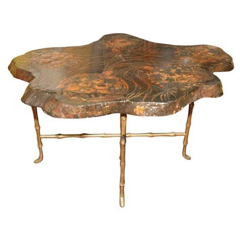 irregular shaped coffee table japanese irregular shaped coffee table by at