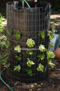 Vertical Garden How To How To Make A Vertical Lettuce Garden
