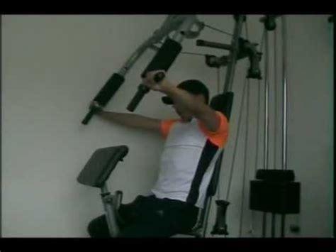 gimnasio en casa multifuncional bodytone m 225 quina de gimnasio multifuncional corpomachine