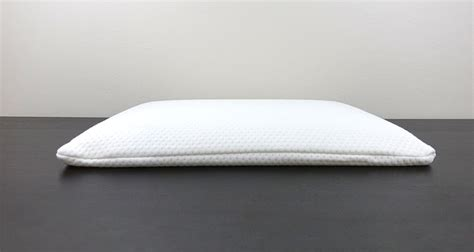 thin bed pillows sleeping slim the best thin pillows for stomach and back