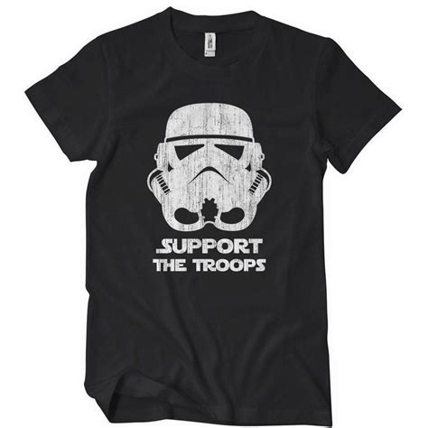 Tshirt Support The Troops support the troops t shirt and apparel textual tees