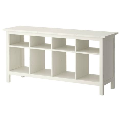 white sofa tables hemnes console table white stain hemnes white stain