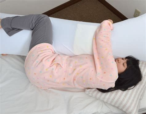 Pillow That Hugs You by Japan Trend Shop Usb Heated Air Hug Pillow