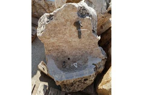fontane da giardino in pietra naturale fontane in pietra medie michele cioffi figli s n c