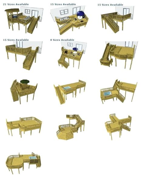 furtif large desk price free deck plans beginning your deck building project free