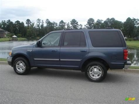 Expedition 6737 Black Silver Blue 1999 medium wedgewood blue metallic ford expedition xlt