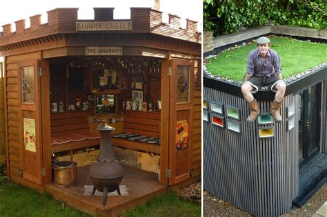 Uk Shed Of The Year by Shed Of The Year Awards 2015 A Castle Hobbit House And Japanese Tea House Among Entries