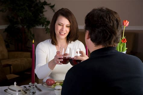 planning a romantic evening at home dinner date ideas