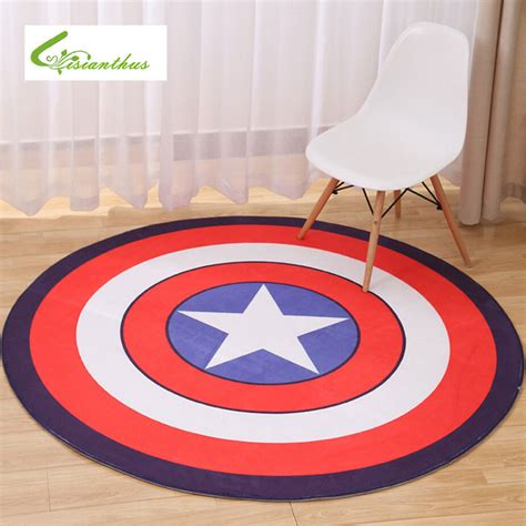 buy captain america rug 2017 carpet non slip multi 5 colors living room room rug captain america