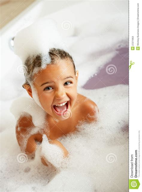 girl bathing in bathroom images girl playing in bath stock photos image 27271953