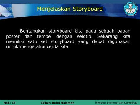 membuat storyboard video clip membuat storyboard