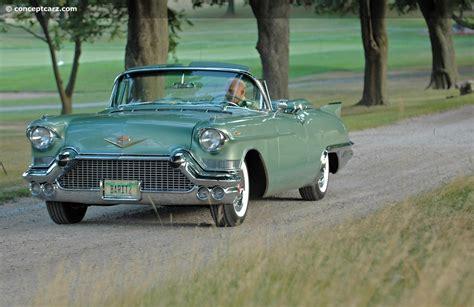 57 Cadillac Convertible by 1957 Cadillac Series 62 Conceptcarz
