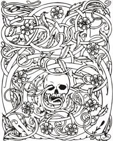 free halloween coloring pages 187 coloring pages kids