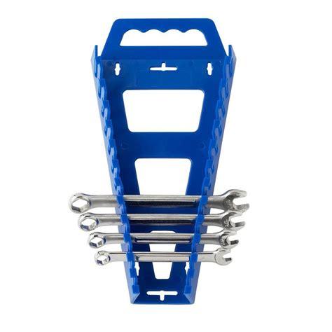 socket set organizer home depot hansen universal wrench rack 5300 the home depot