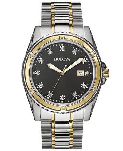 Bulova Two Tone Bracelet Watch   Best Bracelet 2017