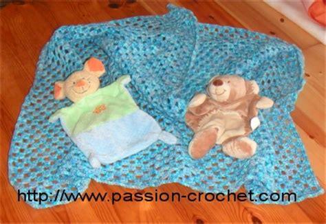 mod 232 les de couvertures au crochet pour b 233 b 233