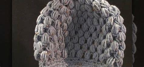 knit puff stitch knit stitch vs crochet stitch images