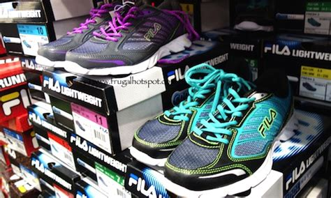 costco running shoes costco sale fila running shoes frugal hotspot