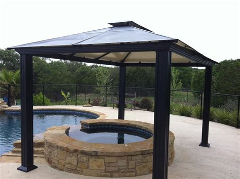 gazebo 4x3 steel gazebo outdoor settings steel fabrication services