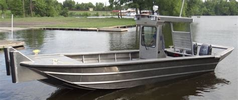 24 work boats scully s aluminum boats inc - Used Scully Aluminum Boats For Sale