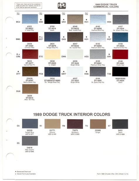 dodge truck paint colors ram dodge paint colors html autos post