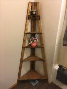 bathroom ladder shelves best 20 corner ladder shelf ideas on ladder