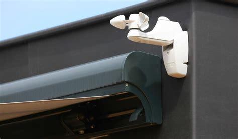 awning wind sensor markise mit windsensor brustor
