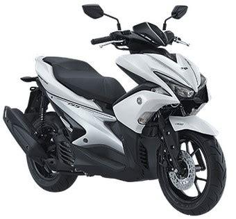 Yamaha Aerox 155 Vva Standart Black Bogor 1 harga yamaha aerox 155 review spesifikasi februari 2018