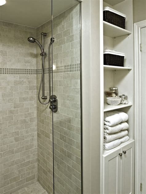Bathroom Shower Wall Options Bathroom Explore The Options With Open Shower Ideas Kitchen Cool Open Cabinet Ceramic Flooring