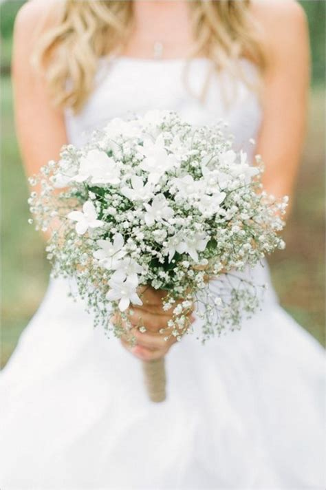 Simple Wedding Bouquets by Bridal Bouquet Majesty One Decor