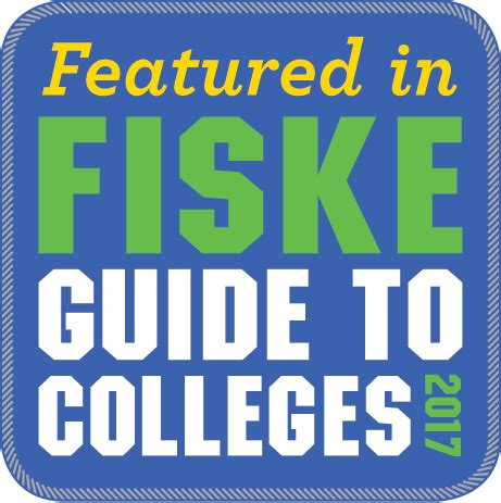 Unc Wilmington Mba Ranking by Fiske Guide To Colleges 2017 Features Uncw