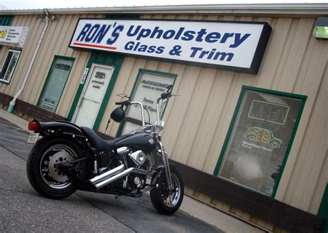 upholstery fredericton about us rons auto upholstery