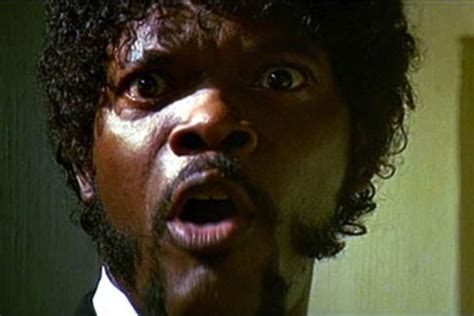Samuel L Jackson Pulp Fiction Meme - the gallery for gt samuel l jackson pulp fiction burger